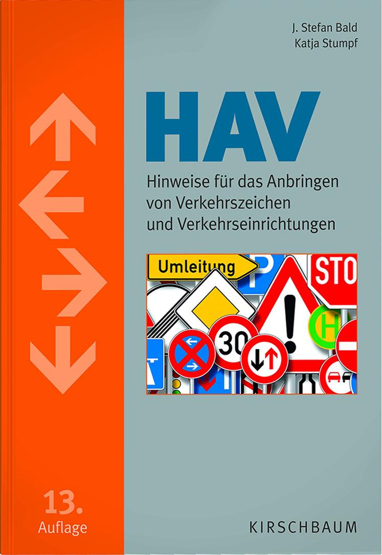 Hinweise für das Anbringen von Verkehrszeichen und Verkehrseinrichtungen