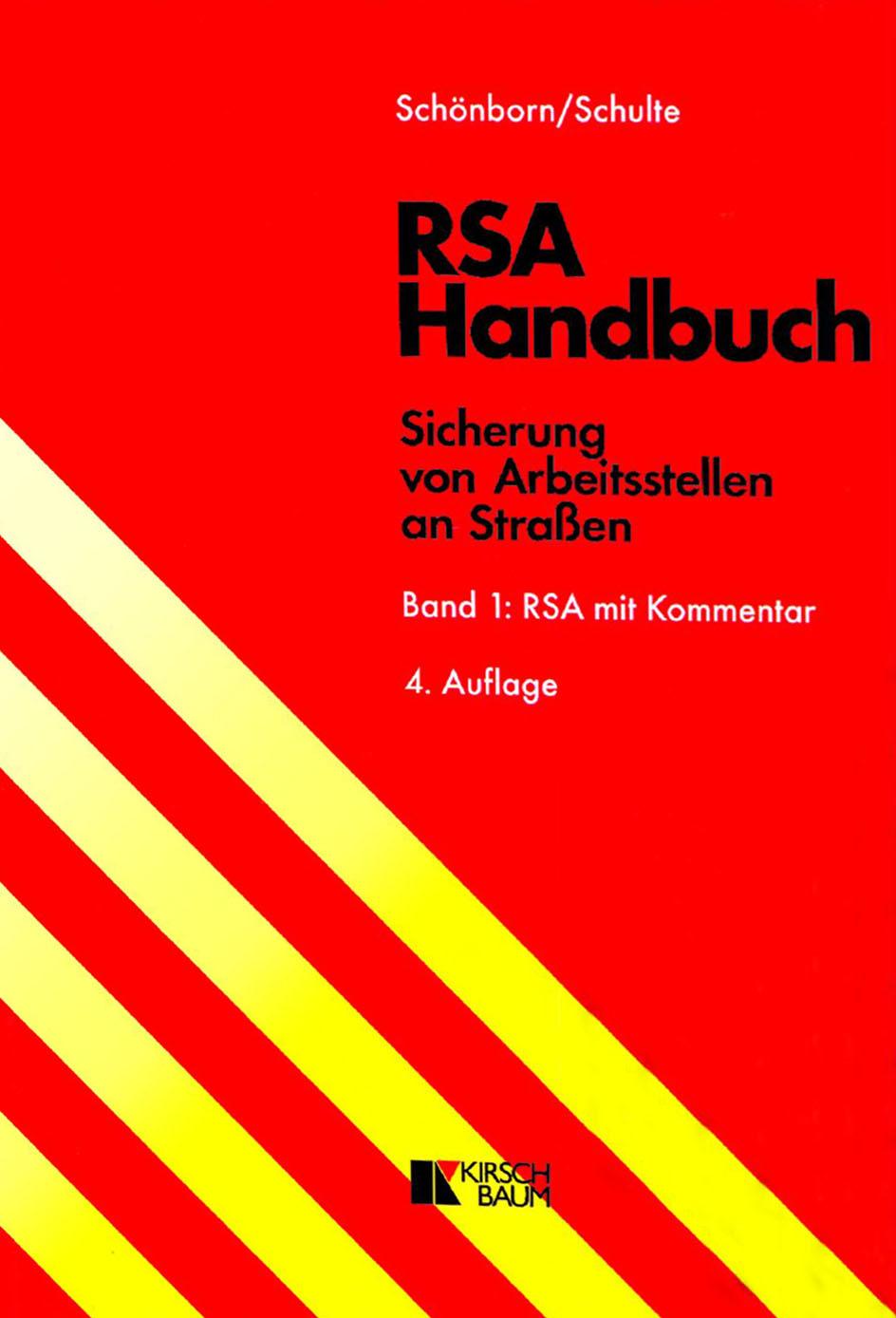 RSA Handbuch von Schake Workshop